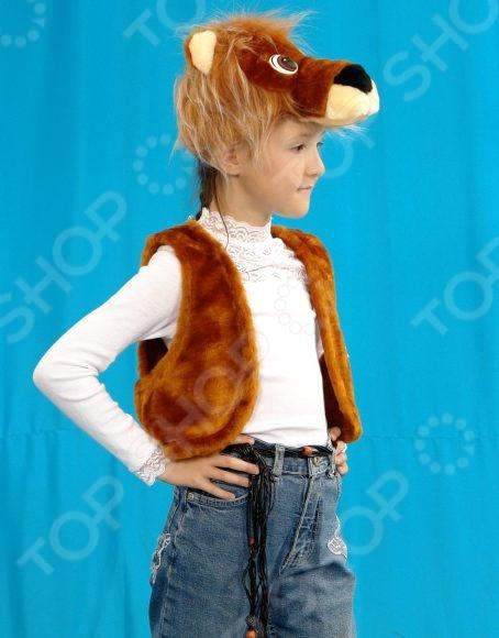 Костюм новогодний детский Костюмы «Лев» 020 костюмы alpine pro костюм