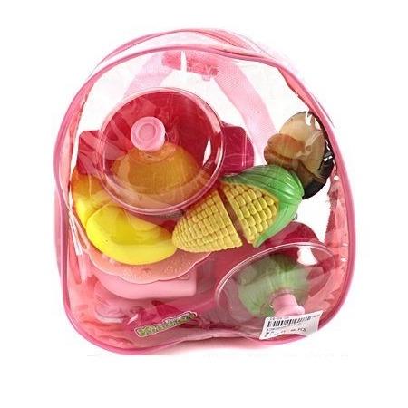 Купить Набор посуды игрушечный Shantou Gepai 617-5. В ассортименте