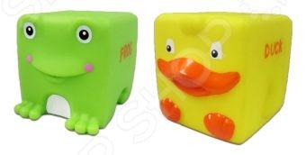 Набор игрушек для ванны Жирафики «Кубарики. Озеро»