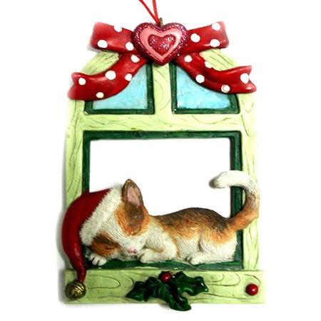 Купить Елочное украшение Crystal Deco «Спящий Котик» 1707844