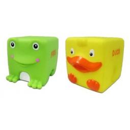 Купить Набор игрушек для ванны Жирафики «Кубарики. Озеро»