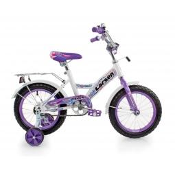 Купить Велосипед детский Larsen Kids14 2016 года