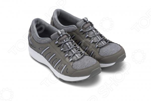 Сникерсы Walkmaxx. Цвет: серый