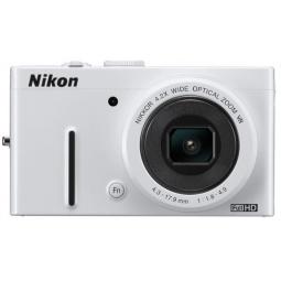 фото Фотокамера цифровая Nikon CoolPix P310. Цвет: белый