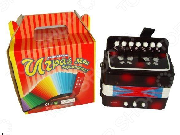 Музыкальный инструмент игрушечный Shantou Gepai «Аккордеон»
