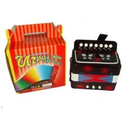 фото Музыкальный инструмент игрушечный Shantou Gepai «Аккордеон»