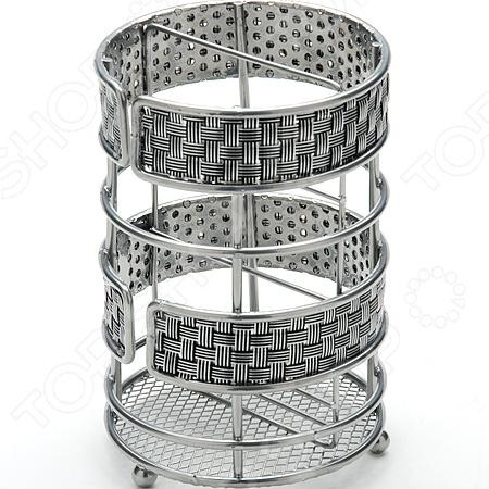 Фото - Подставка для столовых приборов Mayer&Boch MB-24301 [супермаркет] jingdong геб scybe фил приблизительно круглая чашка установлена в вертикальном положении стеклянной чашки 290мла 6 z