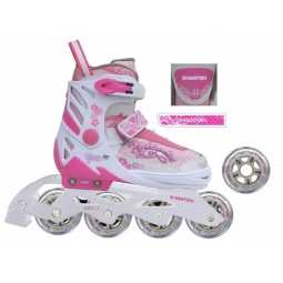 фото Роликовые коньки детские X-MATCH Princess