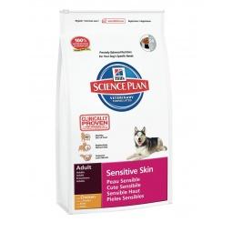 Купить Корм сухой диетический для собак Hill's Science Plan Sensitive Skin