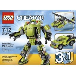 фото Конструктор LEGO Крутой робот