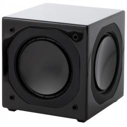 фото Сабвуфер для модульных акустических систем Jamo SUB 800. Цвет: черный