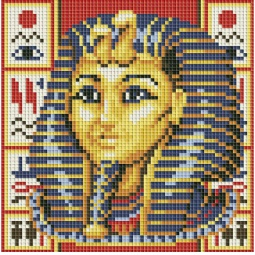 фото Набор для создания мозаичной картины Белоснежка «Тутанхамон»