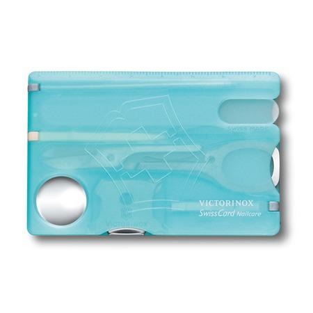 Купить Карта швейцарская Victorinox SwissCard Nailcare 0.7240.T21