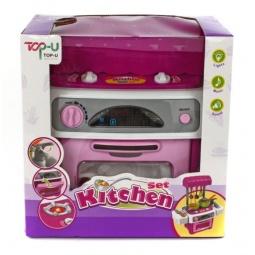 фото Игровой набор для ребенка Shantou Gepai «Юный повар»