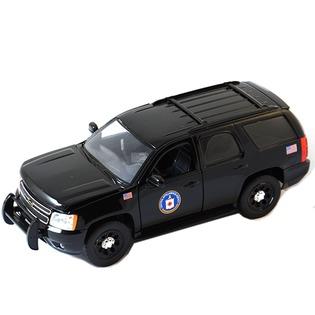 Купить Модель автомобиля 1:24 Jada Toys 2010 Chevy Tahoe-CIA Hero Patrol