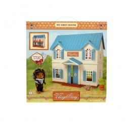 Купить Набор игровой Village Story «Домик с голубой крышей»