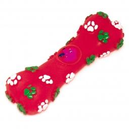 фото Игрушка-косточка для собак DEZZIE «Собачья радость». Цвет: красный