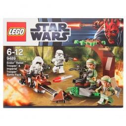 фото Конструктор LEGO Боевой комплект Повстанцы на Эндоре и штурмовики Империи