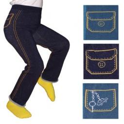 Купить Леггинсы НОСКОФФ с имитацией джинсовых брюк