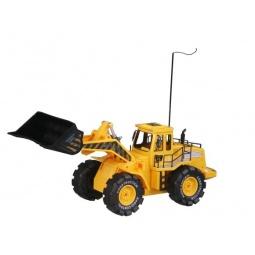 Купить Машинка на радиоуправлении Пламенный Мотор «Трактор с ковшом»