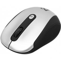Купить Мышь DEFENDER Optimum MS-125 Nano Silver-Black USB