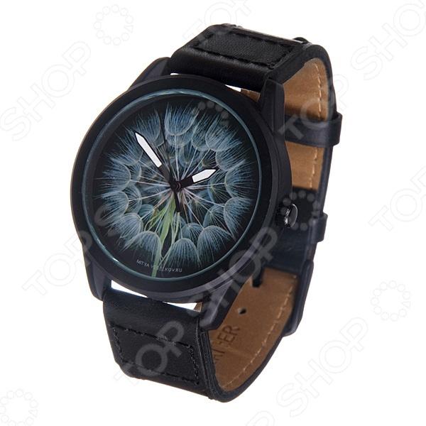 Часы наручные Mitya Veselkov «Одуванчик» MVBlack