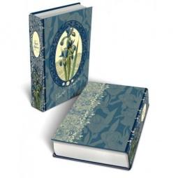 фото Книга-шкатулка Феникс-Презент «Букет ирисов»