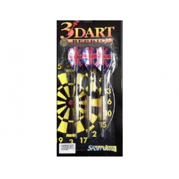 Купить Дротики Dart HD-1023, 3 шт.
