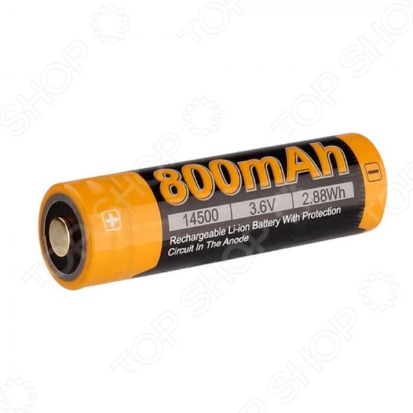 Батарея аккумуляторная Fenix 14500