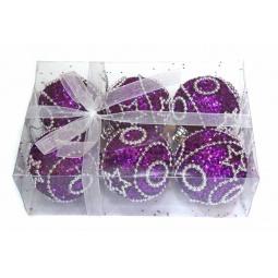 фото Набор новогодних шаров Новогодняя сказка 972181