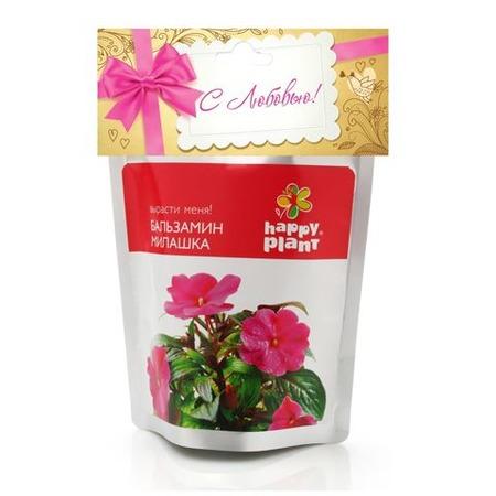 Купить Набор для выращивания Happy Plant «Бальзамин милашка»