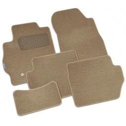 Комплект ковриков в салон автомобиля Novline-Autofamily Ford Fiesta 3D 2008-2011 - фото 9