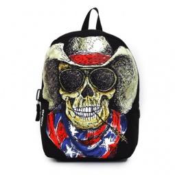 фото Рюкзак Mojo Pax Cowboy Skull