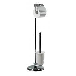 Купить Ёршик с подставкой и держателем для туалетной бумаги Spirella Darwin 1005414