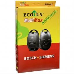 фото Мешки для пыли Ecolux MD 0405