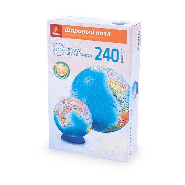 фото Пазл 3D Pintoo Глобус