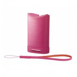 фото Чехол для фотокамеры cyber-shot™ SONY LCS-WM. Цвет: розовый