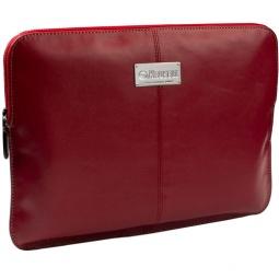 "фото Чехол-сумка Krusell Luna Sleeve 12"". Цвет: красный"