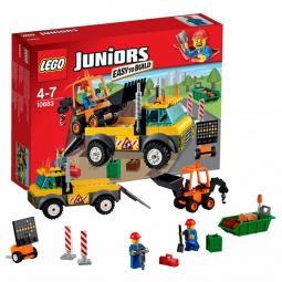 Купить Конструктор LEGO «Дорожные работы»