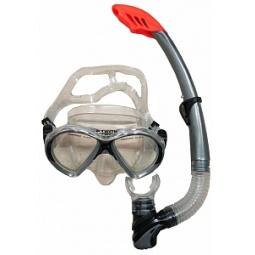 Купить Набор из маски и трубки ATEMI 24111