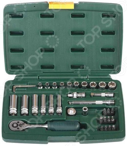 Набор торцевых головок Kraftool Industrie Qualitat 27881-H37. В ассортименте