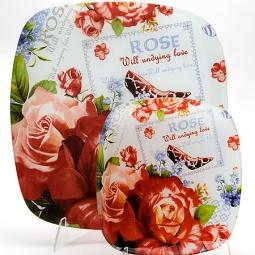 Купить Набор тарелок для торта и десерта Loraine LR-23916