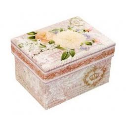фото Коробочка подарочная Белоснежка «Чайные розы»