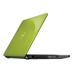 фото Ноутбук Dell Inspiron 1110. Цвет: зеленый