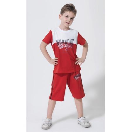Купить Комплект одежды для дома BlackSpade 7029. Цвет: красный