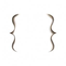 фото Форма для вырубки на магнитной основе Sizzix Movers & Shapers Die Уголки для фотографий Орнамент