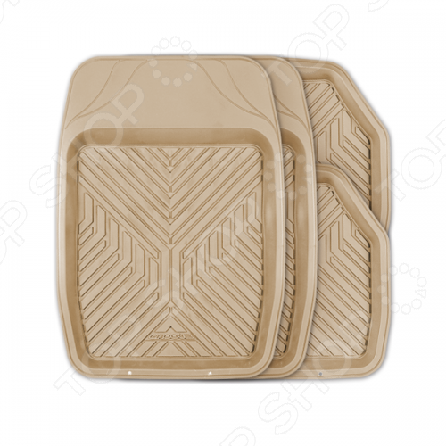 Набор ковриков-ванночек для салона Autoprofi TER-150 Autoprofi - артикул: 575477