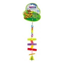Купить Игрушка для птиц DEZZIE «Шалтай-Болтай»