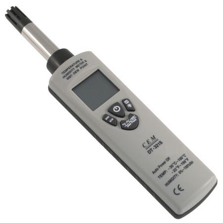 Купить Гигро-термометр СЕМ DT-321S