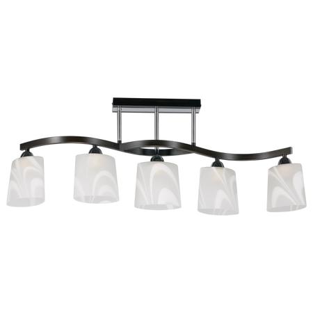 Купить Люстра потолочная MW-Light «Альфа» 324011605